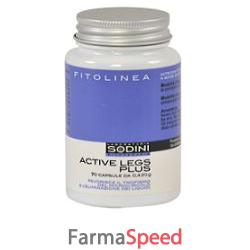 active legs plus 70 capsule 0,430 grammi