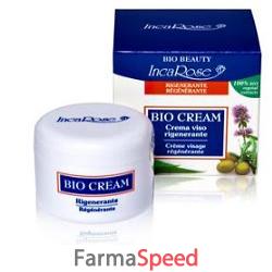 incarose bio cream rigenerante 30ml*