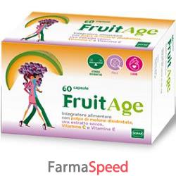 fruitage 60 capsule astuccio 28,8 g