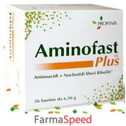 aminofast plus 26 bustine