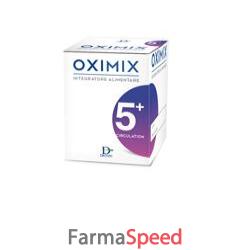 oximix 5+ circulation 40 capsule