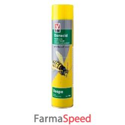 insetticida duracid spray vespe 750ml bombola