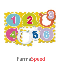 NumeriFarmaspeed Ch Gioco Puzzle Tapp it zMUpSLjVGq
