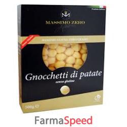 massimo zero gnocchetti di patate 500 g
