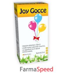 joy gocce 25 ml