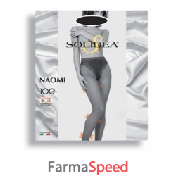 naomi 100 collant model nero 5xxl