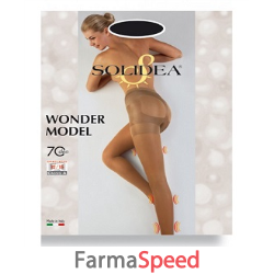 wonder model 70 collant she sabbia 4x