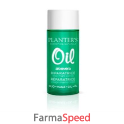 planter's aloe vera oil riparatrice viso mani corpo 10 regole