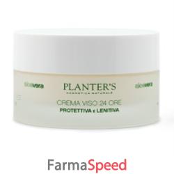 planters aloe crema 24h protettivo 50 ml