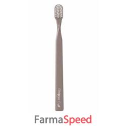 clinodent cult marrone tortora spazzolino da denti medio