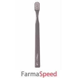 clinodent cult grigio spazzolino da denti medio