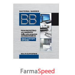 bacterial barrier spray 125 ml
