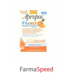 apropos fluact c azione rapida 10 butine stick orosolubili