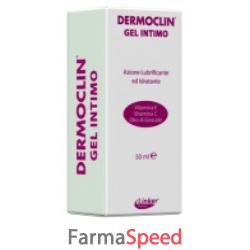 dermoclin gel intimo lubrificante 50 ml