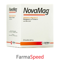 novamag 20 bustine 5 mg