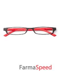 contacta one occhiali premontati per presbiopia rosso +1,50 diottrie 1 paio