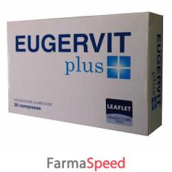 eugervit plus 30 compresse 24 g
