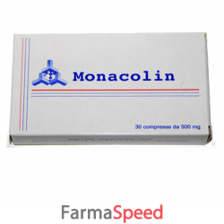 monacolin 30 compresse