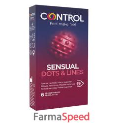 CONTROL SENSUAL DOTS&LINES