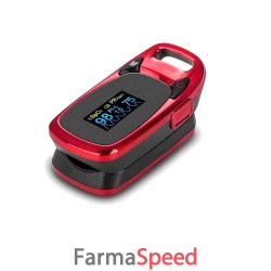 pulsossimetro portatile 2 tasti