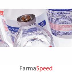 sodio cloruro (salf)*1 flacone 500 ml 0,9%