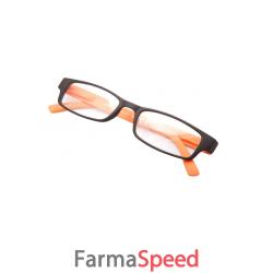 contacta one occhiali premontati per presbiopia arancione +2,00 diottrie 1 paio