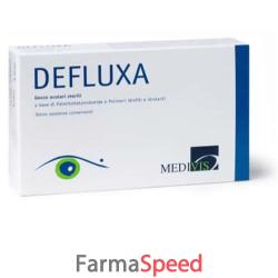 defluxa gocce oculari multidose 8 ml
