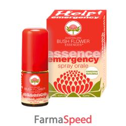 emergency spray orale 10 ml