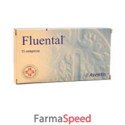 fluental - bambini 250 mg + 100 mg supposte 10 supposte
