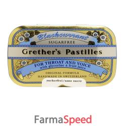 grether's pastiglie senza zucchero 60 g