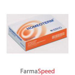 homeoterm 30cps 450mg