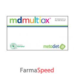 mdmultiox 30 compresse