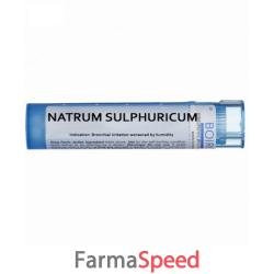 natrum sulfur 15ch gl