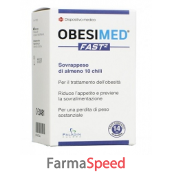 obesimed forte fast 14 bustine