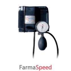 sfigmomanometro aneroide supporto palmare large display con fonendoscopio