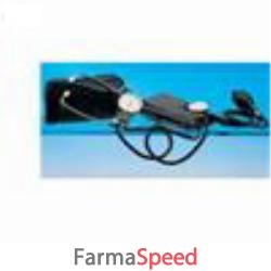 soffiera completa per sfigmomanometro a mercuio a aneroide