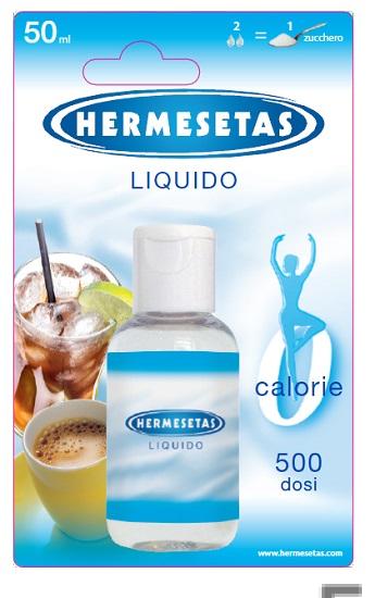 hermesetas  HERMESETAS LIQUIDO 50 ML